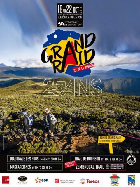 GRAND RAID de la Réunion 2018