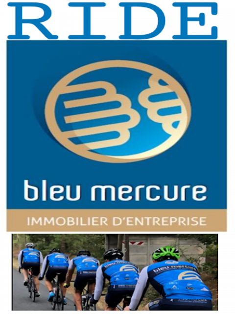 RIDE BLEU MERCURE (Private event)