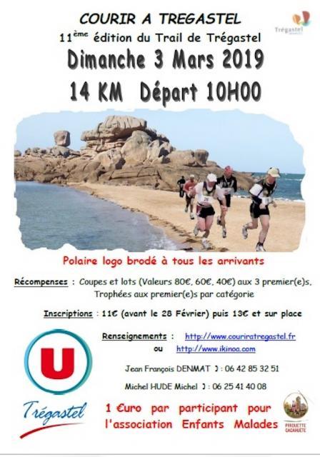 Trail de Tregastel 2019
