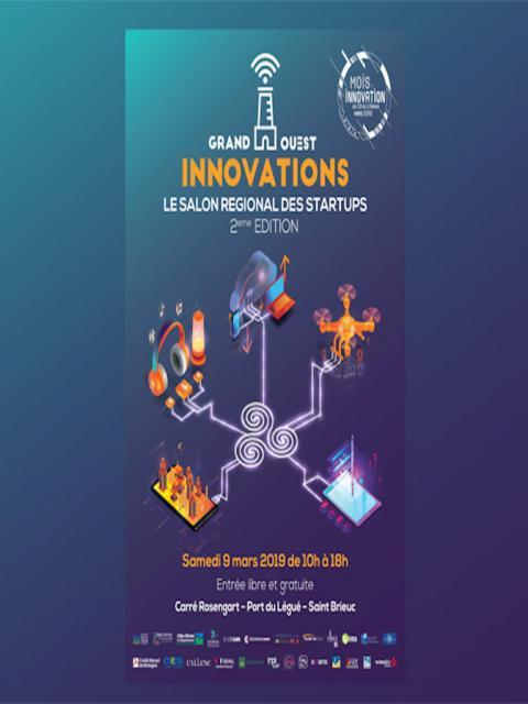 Salon de l'innovation Grand ouest