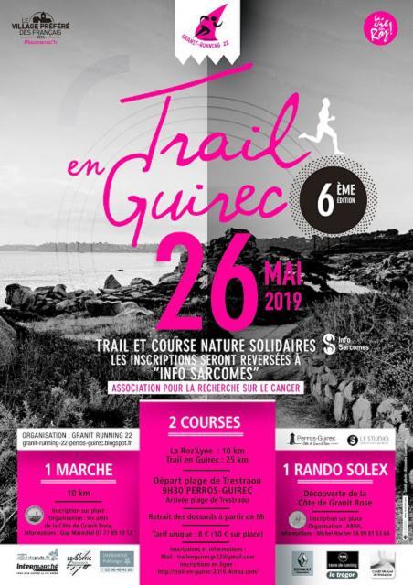 Trail en guirec 2019