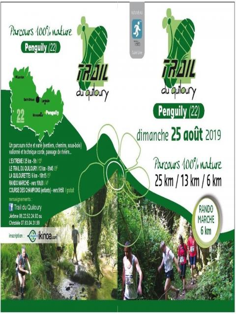 TRAIL DU QUILOURY