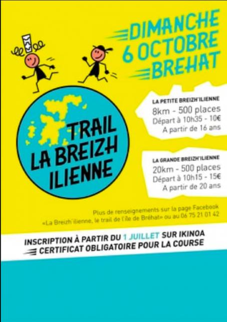 LA BREIZH'ILIENNE 2019