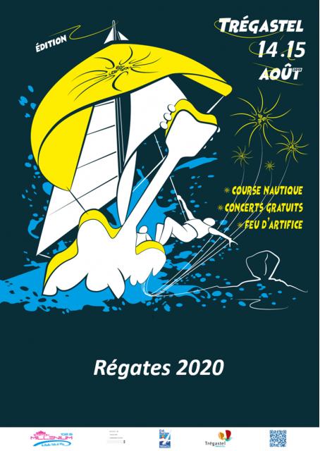Regates 15 Aout 2020