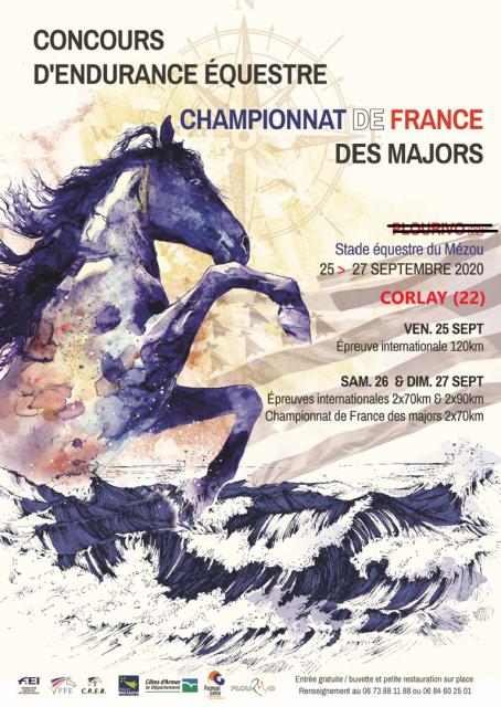CHAMPIONNAT DE FRANCE DES MAJORS 2020