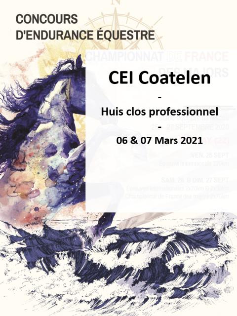CONCOURS D'ENDURANCE EQUESTRE COATELAN