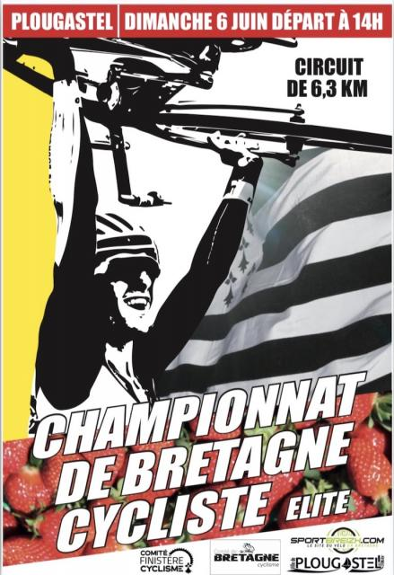 Championnat de bretagne 2021 1ère et 2ème catégorie